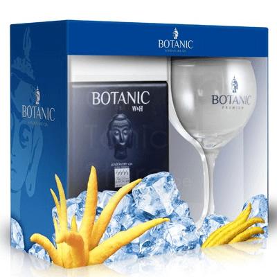 Botanic Ultra Premium Gin 70cl Giftpack