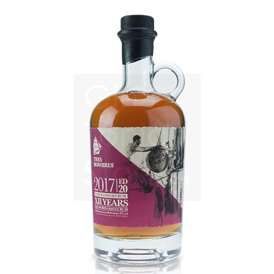 Tres Hombres Porto Bayan 12 Years 2017 Edition 20 Rum 70cl