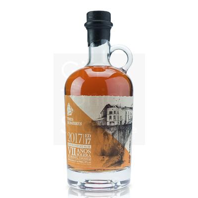Tres Hombres La Palma Duro 2017 Edition 17 Rum 70cl