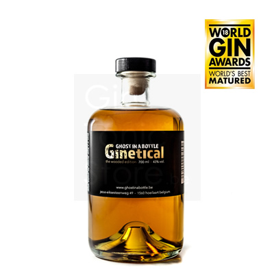 Ginetical Gin The Wooden Edition 70cl