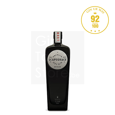 Scapegrace Dry Gin Mini 20cl