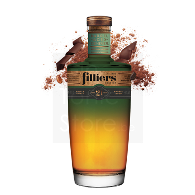 Filliers Barrel Aged 21YO Jenever 70cl