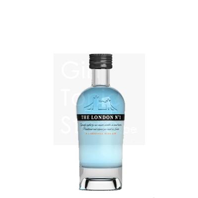 The London N°1 Gin Mini 5cl New Bottle