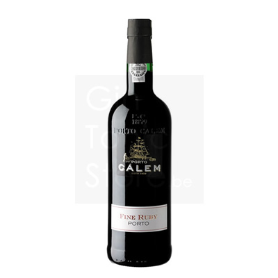 Calem Fine Ruby Port 70cl