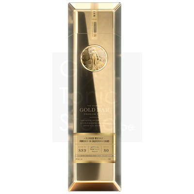 Gold Bar Whiskey 70cl