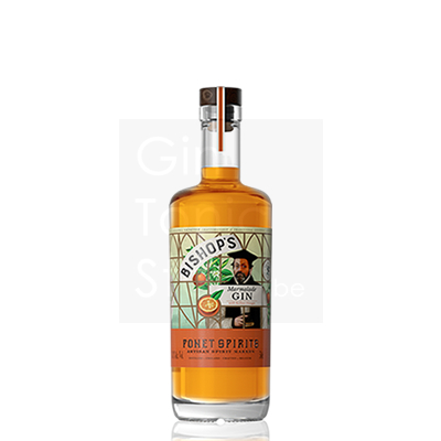 Bishop's Gin Marmalade 38.1% 50cl