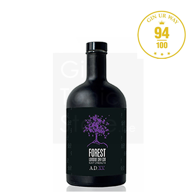 Forest Dry Gin Anno Domini XV Navy Strength Gin 57% 50cl
