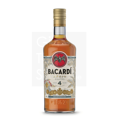 Bacardi Rum 4 Years 70cl