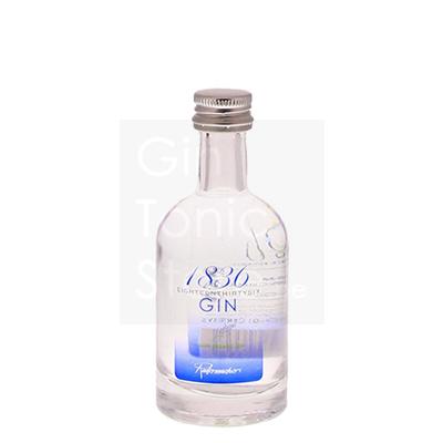 1836 Belgian Organic Gin Mini 5cl