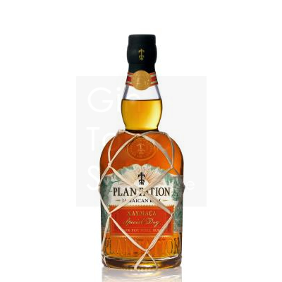 Plantation Xaymaca Special Dry Rum 3+1 Years 43% 70cl