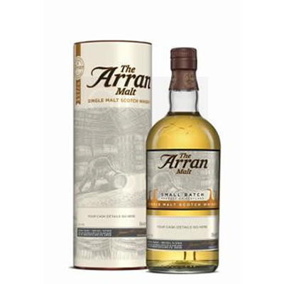 The Arran Malt Small Batch Rum Finish Whisky 46% 70cl