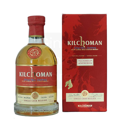 Kilchoman 2011 Single Bourbon Cask 7Y Whisky 70cl