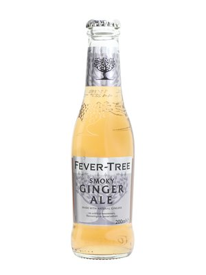 Fever-Tree Smoky Ginger Ale 20cl
