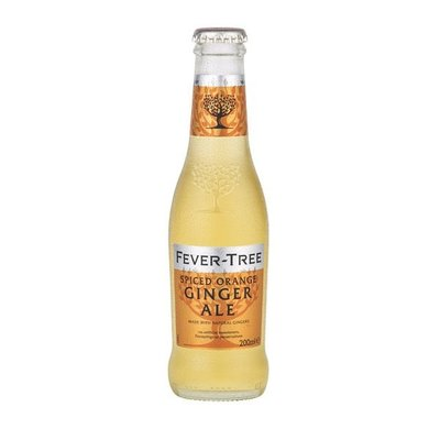Fever-Tree Spiced Orange Ginger Ale 20cl