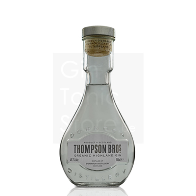 Thompson Bros Organic Highland Gin 50cl