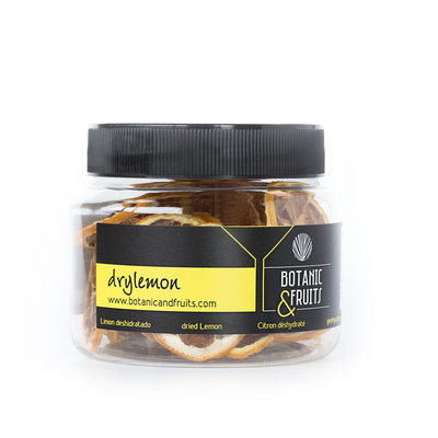Botanic & Fruits Dried Lemon Slices 70gr