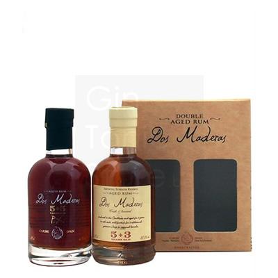 Dos Maderas Rum 2x20cl Duo Box 5+3Y & 5+5Y PX
