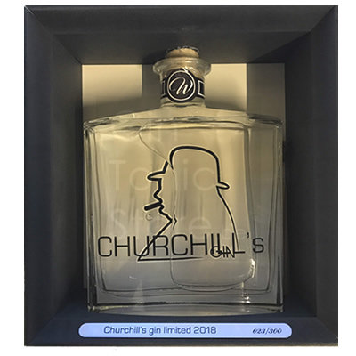 Churchill's Gin Limited Edition Magnum 150cl