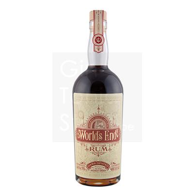 World's End Dark Spiced Rum 70cl