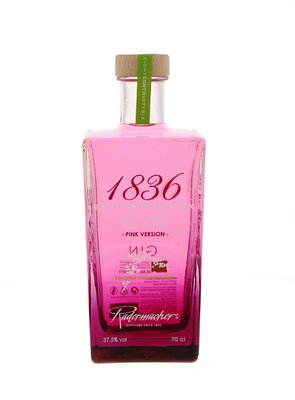 1836 Belgian Organic Pink Gin 70cl