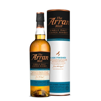 The Arran Malt Marsala Cask Finish Whisky 50% 70cl