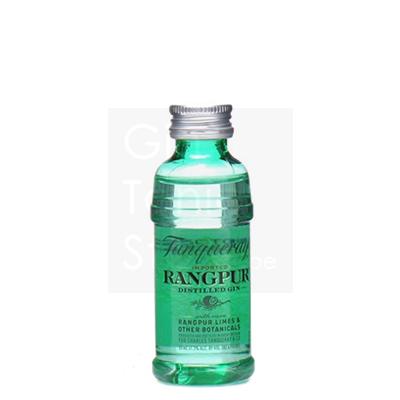 Tanqueray Rangpur Gin Mini 5cl