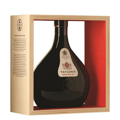 Taylor's Historic Limited Edition Port 20% 100cl Giftbox