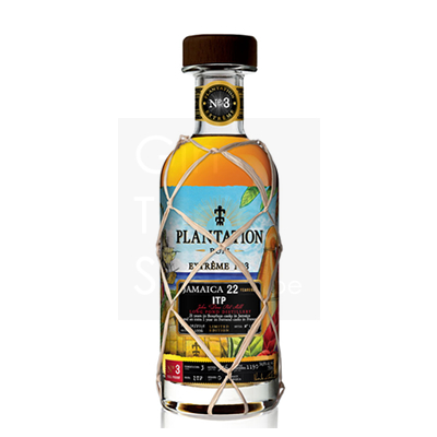 Plantation Extreme No3 ITP 22 Years Limited Edition Rum 70cl