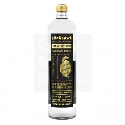 Supasawa Seriously Sour Cocktail Mixer 70cl