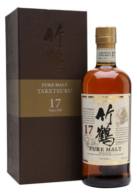 Nikka Taketsuru 17 Years Pure Malt Whisky 70cl