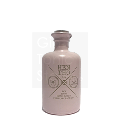 "HenTho Gin ""The Pink Edition"" Mini 5cl"
