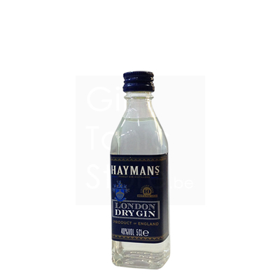 Hayman's London Dry Gin Mini 5cl