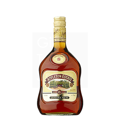 Appleton Estate 8 Years Rum 43% 70cl