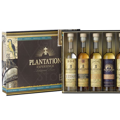 Plantation Rum 6x10cl Experience Giftpack 2018