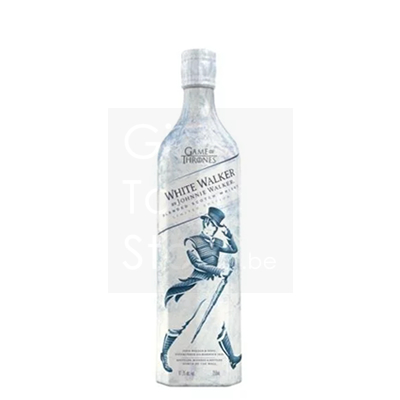 Johnnie Walker White Walker Game of Thrones Limited Edition Whisky 70cl