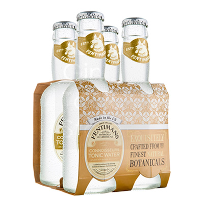 Fentimans Connoisseurs Tonic 4x200ml
