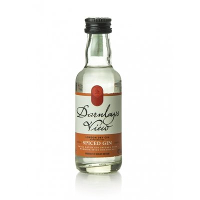 Darnley's View Spiced Gin Mini 5cl