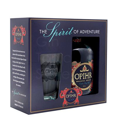 Opihr Oriental Spiced Gin 70cl Highball Giftpack