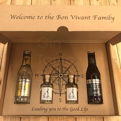 Bon Vivant Spirits Tasting Box