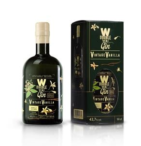 Wilderen Double You Vintage Vanilla Gin 50cl Giftbox
