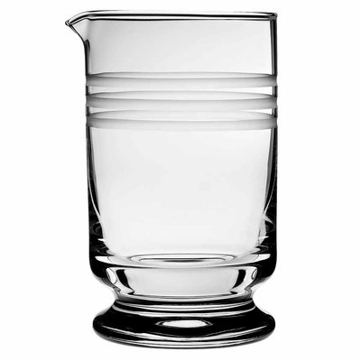Calabrese Footed Mixing Glass 63cl