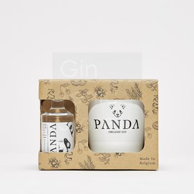 Panda Bio Gin 40% 5cl Baby Giftbox