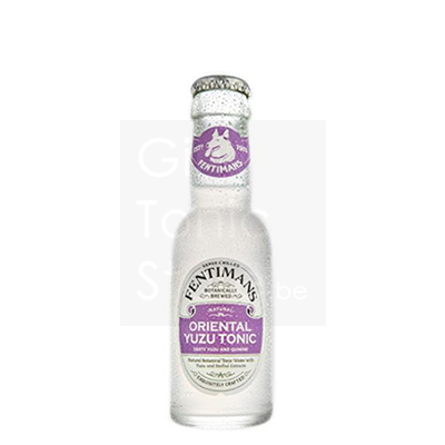 Fentimans Oriental Yuzu Tonic 125ml