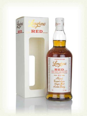 Longrow Red 2019 11 Year Old Whisky 53.1% 70cl
