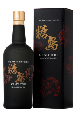 KI NO Tou Kyoto Old Tom Gin 70cl