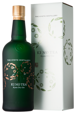 KI NO Tea Kyoto Dry Gin 70cl Limited Edition 2018
