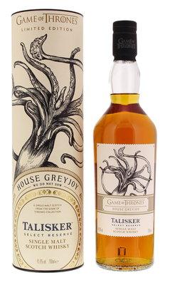 Talisker Select Reserve Game of Thrones Single Malt Whisky 45.8% 70cl