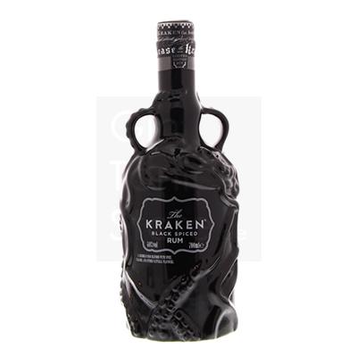 The Kraken Black Spiced Ceramic Limited Edition Rum 70cl
