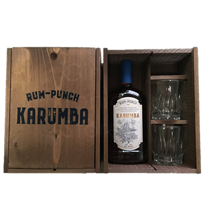 Karumba Rum Punch 35% 50cl Giftbox