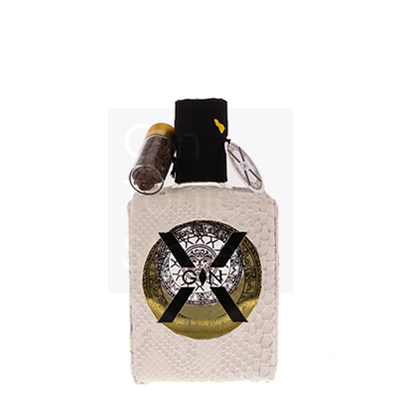 X-Gin 50cl Leather Snake Limited Edition